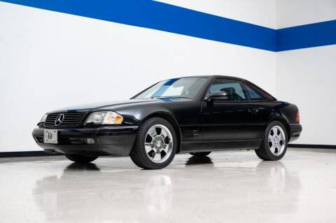 1999 Mercedes-Benz SL-Class for sale at European Performance in Raleigh NC