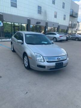 2008 Ford Fusion for sale at Twin Motors in Austin TX