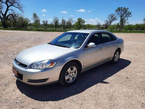 2008 Chevrolet Impala for sale at Best Car Sales in Rapid City SD