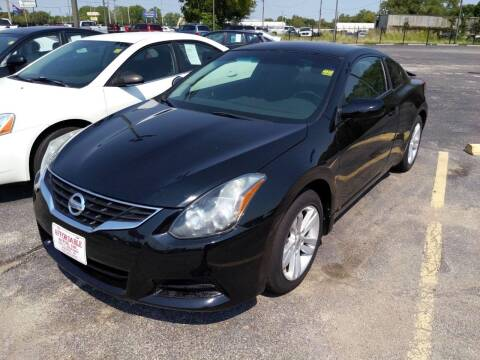 2012 Nissan Altima for sale at Affordable Autos in Wichita KS
