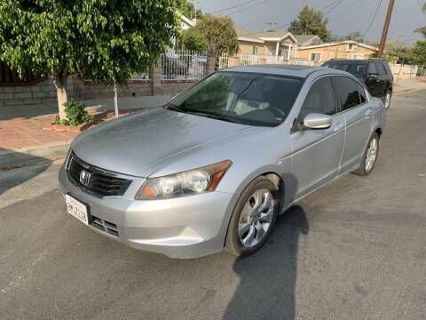 2008 Honda Accord for sale at Hunter's Auto Inc in North Hollywood CA