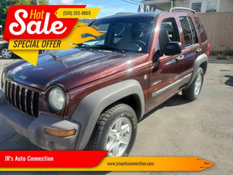 2004 Jeep Liberty for sale at JR's Auto Connection in Hudson NH