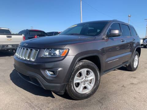 2014 Jeep Grand Cherokee for sale at Superior Auto Mall of Chenoa in Chenoa IL