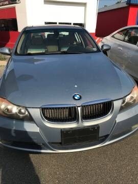 2006 BMW 3 Series for sale at 696 Automotive Sales & Service in Troy NY