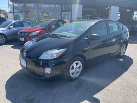 2010 Toyota Prius for sale at Wakefield Auto Sales of Main Street Inc. in Wakefield MA