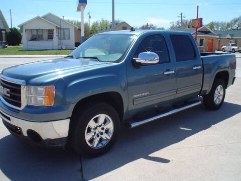 2010 GMC Sierra 1500 for sale at World of Wheels Autoplex in Hays KS