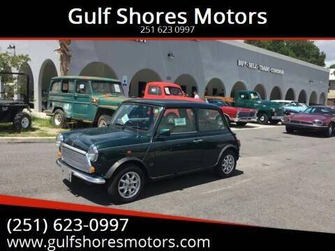 1970 Austin Mini for sale at Gulf Shores Motors in Gulf Shores AL