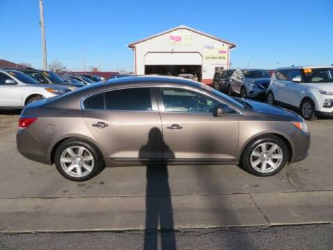 2010 Buick LaCrosse for sale at Jefferson St Motors in Waterloo IA