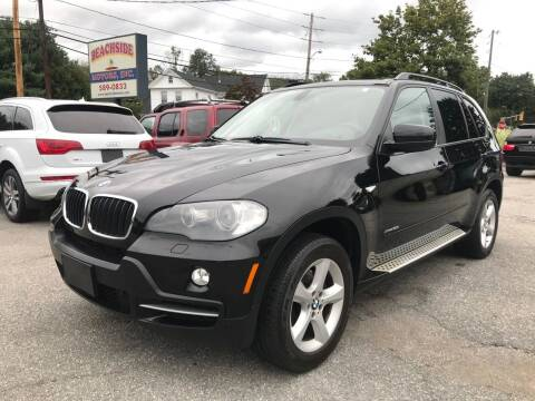 2009 BMW X5 for sale at Beachside Motors, Inc. in Ludlow MA