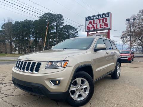 2014 Jeep Grand Cherokee for sale at Carafello's Auto Sales in Norfolk VA