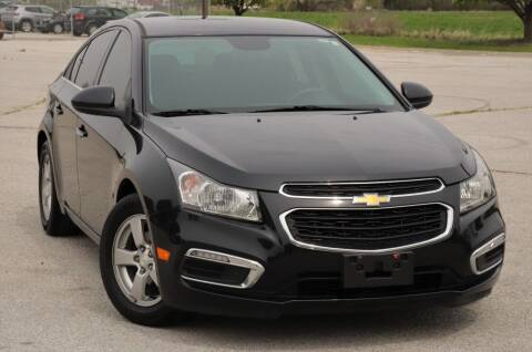 2015 Chevrolet Cruze for sale at Big O Auto LLC in Omaha NE