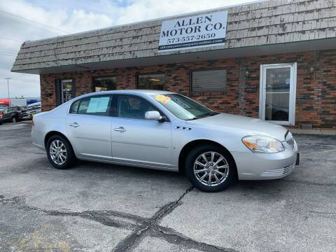 2009 Buick Lucerne for sale at Allen Motor Company in Eldon MO