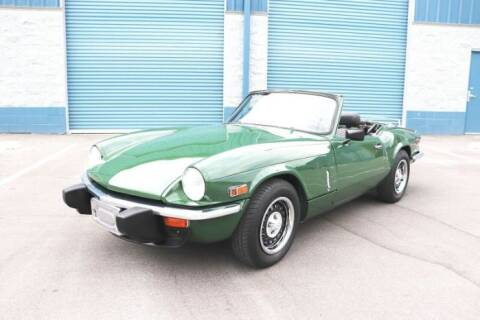 1977 Triumph Spitfire for sale at Classic Car Deals in Cadillac MI