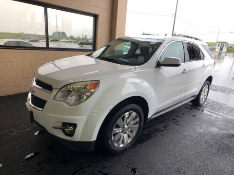 2011 Chevrolet Equinox for sale at Northern Automall in Lodi NJ