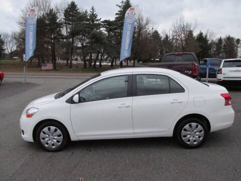 2009 Toyota Yaris for sale at GEG Automotive in Gilbertsville PA
