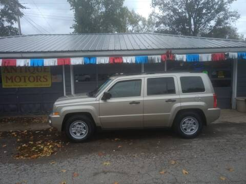 2009 Jeep Patriot for sale at Antique Motors in Plymouth IN