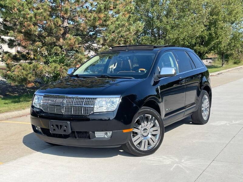 2008 Lincoln MKX for sale at A & R Auto Sale in Sterling Heights MI