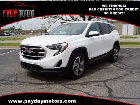 2020 GMC Terrain for sale at Payday Motors in Wichita And Topeka KS