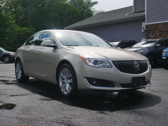 2016 Buick Regal for sale at Canton Auto Exchange in Canton CT
