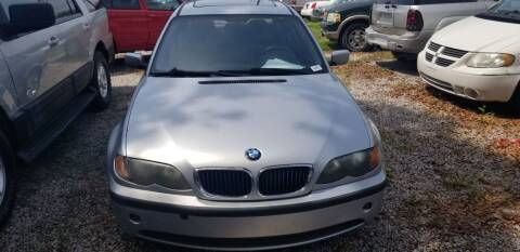 2002 BMW 3 Series for sale at Webb's Automotive Inc 11 in Morehead City NC