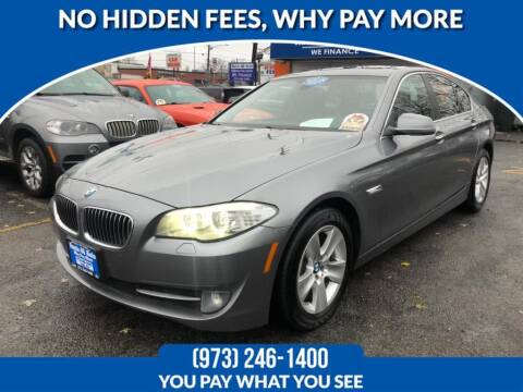 2013 BMW 5 Series for sale at Route 46 Auto Sales Inc in Lodi NJ