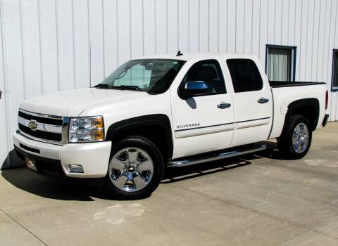 2010 Chevrolet Silverado 1500 for sale at Lyman Auto in Griswold IA