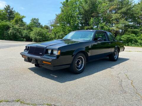 1987 Buick Regal for sale at Clair Classics in Westford MA