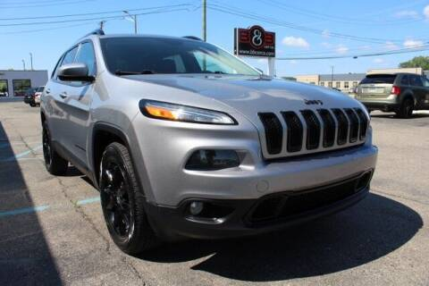 2014 Jeep Cherokee for sale at B & B Car Co Inc. in Clinton Township MI