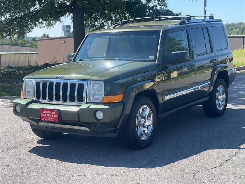 2007 Jeep Commander for sale at Real Deal Auto in King George VA