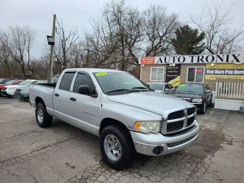 2004 Dodge Ram Pickup 1500 for sale at Auto Tronix in Lexington KY
