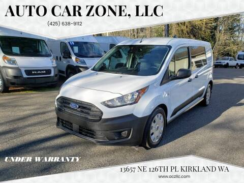2020 Ford Transit Connect Cargo for sale at Auto Car Zone, LLC in Kirkland WA
