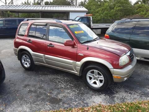 2003 Suzuki Grand Vitara for sale at Easy Credit Auto Sales in Cocoa FL