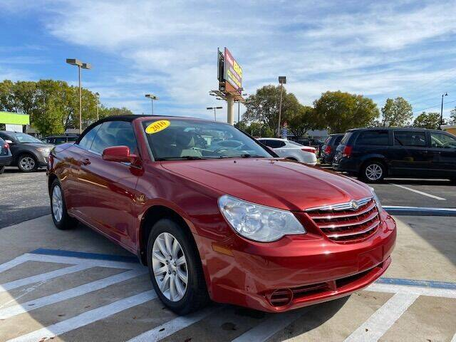 2010 Chrysler Sebring for sale at Used Cars of SWFL in Fort Myers FL