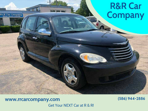 2007 Chrysler PT Cruiser for sale at R&R Car Company in Mount Clemens MI