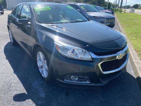 2015 Chevrolet Malibu for sale at The Car Connection Inc. in Palm Bay FL