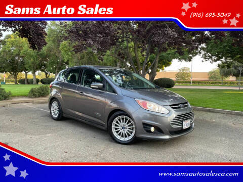 2014 Ford C-MAX Energi for sale at Sams Auto Sales in North Highlands CA