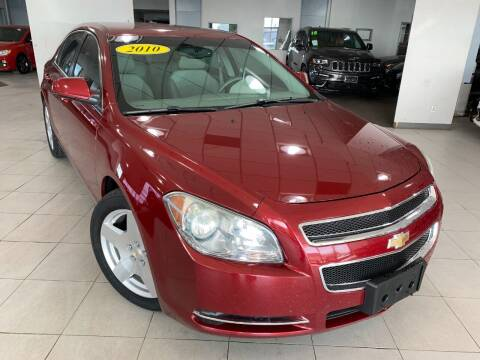 2010 Chevrolet Malibu for sale at Auto Mall of Springfield in Springfield IL