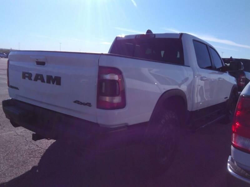 2019 RAM Ram Pickup 1500 4x4 Rebel 4dr Crew Cab 5.6 ft. SB Pickup - Newark NJ