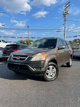 2002 Honda CR-V for sale at Auto Budget Rental & Sales in Baltimore MD
