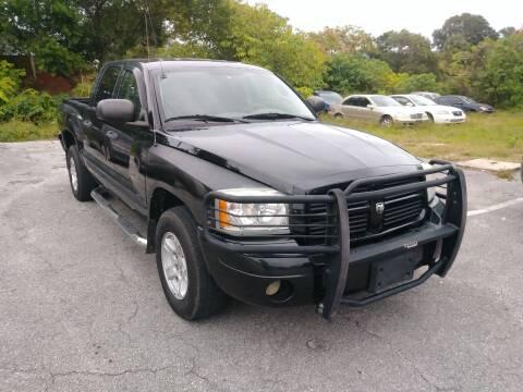 2006 Dodge Dakota for sale at U-Safe Auto Sales in Deland FL