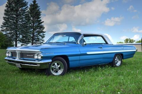 1962 Pontiac Bonneville for sale at Hooked On Classics in Watertown MN