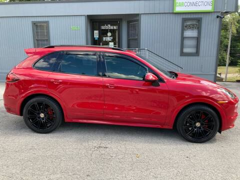 2013 Porsche Cayenne for sale at Car Connections in Kansas City MO