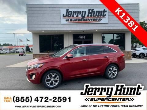2017 Kia Sorento for sale at Jerry Hunt Supercenter in Lexington NC