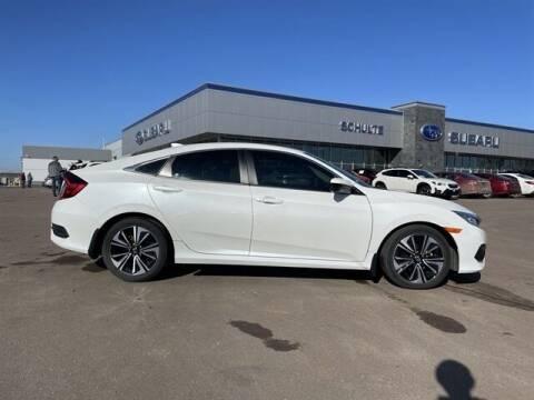 2017 Honda Civic for sale at Schulte Subaru in Sioux Falls SD