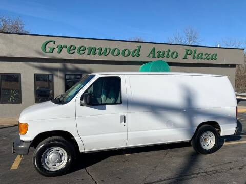 2004 Ford E-Series Cargo for sale at Greenwood Auto Plaza in Greenwood MO