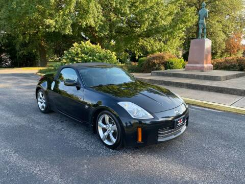 2006 Nissan 350Z for sale at BOOST AUTO SALES in Saint Charles MO
