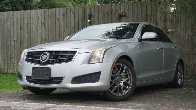 2013 Cadillac ATS for sale at Hidalgo Motors Co in Houston TX