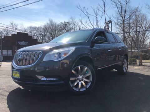 2015 Buick Enclave for sale at Elis Motors in Irvington NJ