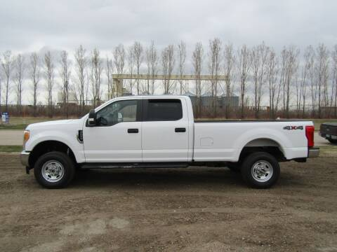 2017 Ford F-250 Super Duty for sale at Elliott Auto Sales in Moorhead MN