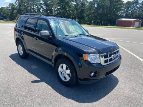 2011 Ford Escape for sale at Carprime Outlet LLC in Angier NC